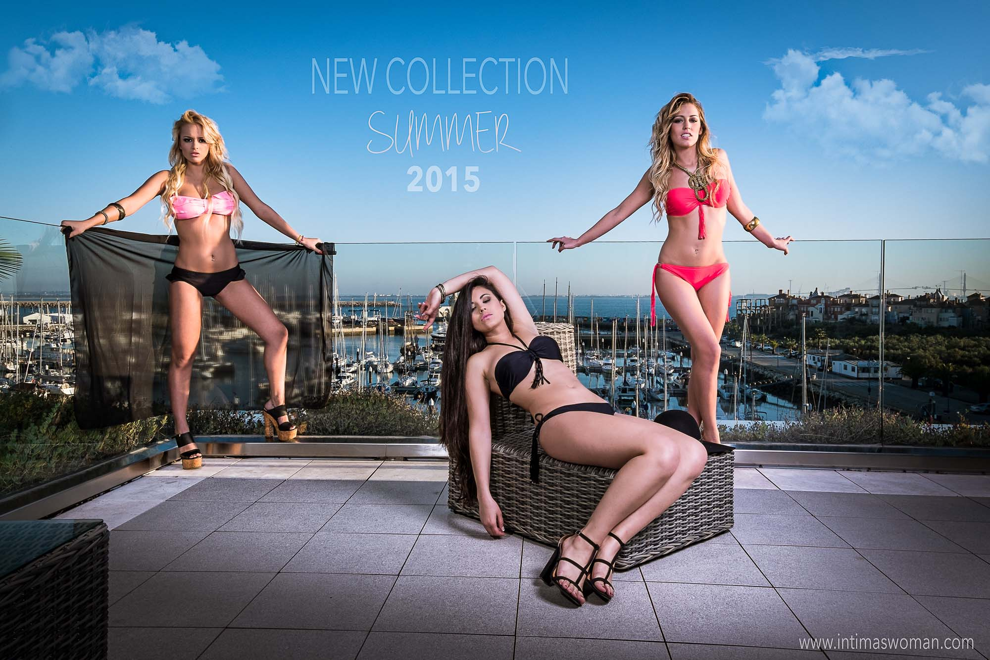 BIKINIS SUMMER COLLECTION-